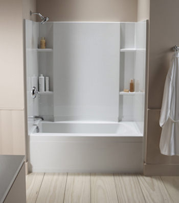 Tub & Shower Replacements | Northtowns Remodeling Corp.